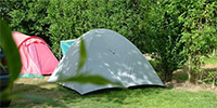 Camping : Emplacement Nature