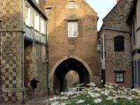 Vieille ville de Saint Valéry