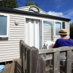 Mobil home 1 chambre en location en Côte d'Opale